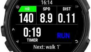 Start To Run (Garmin App)